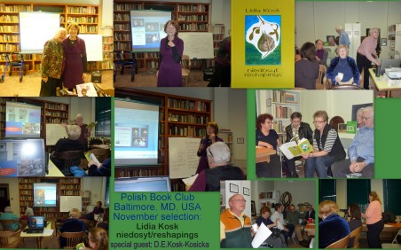 Book of the Month Club Niedosyt at PHA